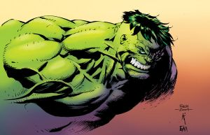 Hulk by Finch by GlauberMatos
