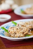 Broil Chicken Thighs by antontang