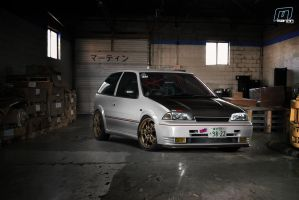 Suzuki Swift GTi by MartinDesign93