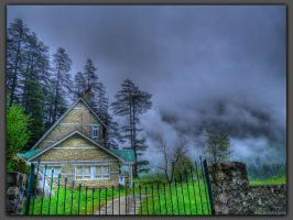 The mansion at Manali by Swaroop