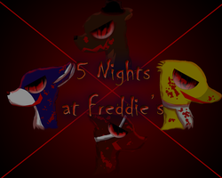 5 Nights at Freddie's by ShadowTerra345