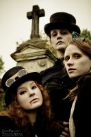 Lost Days: Victorian Ghosts 13 by Nam-tar