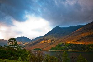 Buttermere by taffmeister