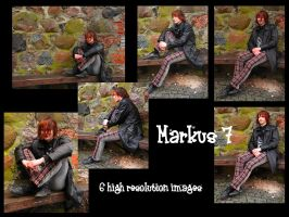 Markus 7 stock pack by Mithgariel-stock