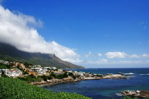 Cape Town II by gerryray