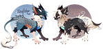 [OPEN] Heart Lure Auction: Dual Fly by Dracobby