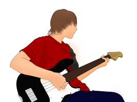 Christian Bass Player by iccallia