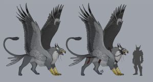 Griffon Concept by DemonLife