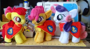 CMC Meeting  :Plushies: by AppleDew