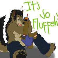 It's so fluffeh by CheezyPB