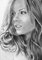 Kate Beckinsale by VikkyIo