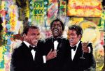 Boys of The Strip - Sinatra, Davis, and Martin by smjblessing
