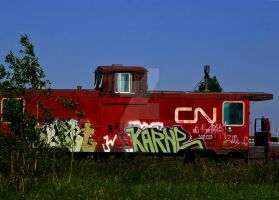 Caboose by BeWylde