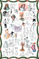 Sketchdump- Dec '11 by Nikki0417