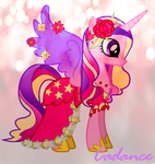 Princess Cadance Dress by DixieRarity