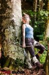 Lara Croft - Tomb Raider 2014 Cosplay by ReginaIt
