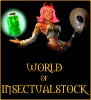 World of Insectualstock by insectualstock
