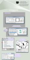 COMICWORKS TUTORIAL01 by propensity