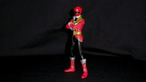 SH Figuarts GokaiRed 1 by LinearRanger