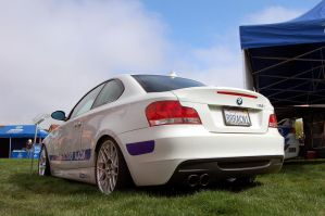 BMW 135i BR Racing by Partywave