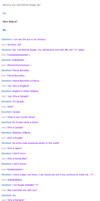 Well... Cleverbot knows Hetalia... Kinda by turtlepower04