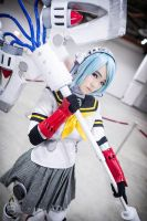 Labrys P4A Cosplay #4 by LittleLaki