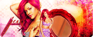 Rihanna signature gif 2 by Miss-Chili
