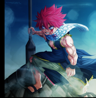 Natsu Dragneel - I'm Furious by Ric9Duran