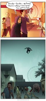 L4d2- Getting High by lydia-the-hobo