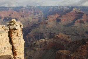 The Grand Canyon by OrioNebula