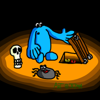 The Trap Door by JezMM