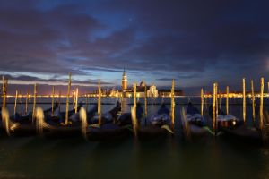 San Marco Venice at Dawn by smatsh