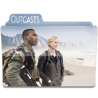 Outcasts Folder Icon by Necris05