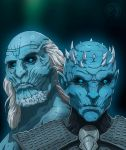 white walkers by Namh
