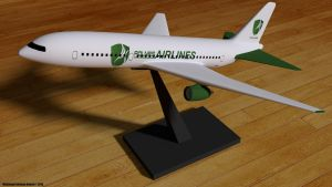 Polnes Airlines Miniature by Noval-Vengeance