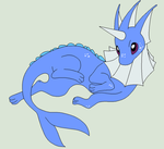 Pokemon Fusion Base 20~Dragoneon~ by Xbox-DS-Gameboy