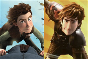 Hiccup in How to Train Your Dragon 'n 2 by MelySky