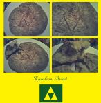 Hyrulean Bread (Home Made) by LinkNZeldaForever