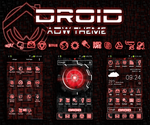 Droid ADW Theme for Android by cddoulos