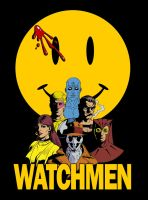 Watchmen by DanielBrandao