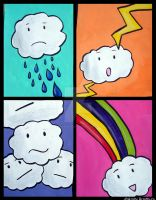 A day in the life of a cloud.. by x-StarStruck-x
