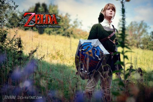 Link Cosplay Twilight Princess by Laovaan
