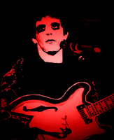 Transformer Lou Reed by SciFifan4000