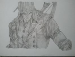 Connor Assassins Creed 3 by Zoey-01