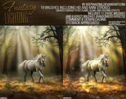 FANTASY LIGHTING BRUSHES by download12342