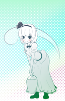 Cute Youmu by NanoStar