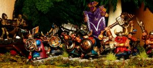 Dwarf Company by Teuril