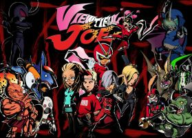 Viewtiful Joe by kyo4455