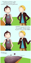 Tony and Steve: Video games by ice-cream-skies