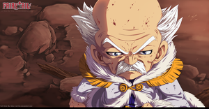 Fairy tail 387-  makarov by carl1tos